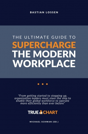 Cover zur kostenlosen eBook-Leseprobe von »The Ultimate Guide To Supercharge The Modern Workplace«