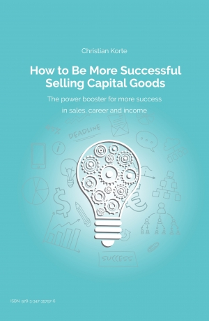 Cover zur kostenlosen eBook-Leseprobe von »How to Be More Successful Selling Capital Goods«