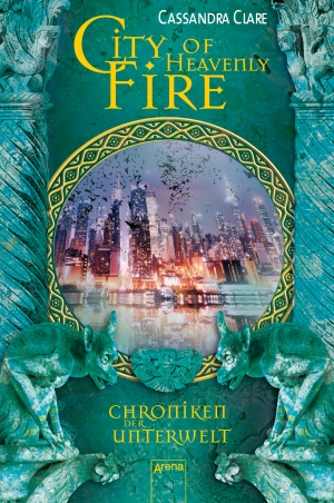 Cover zur kostenlosen eBook-Leseprobe von »City of Heavenly Fire«