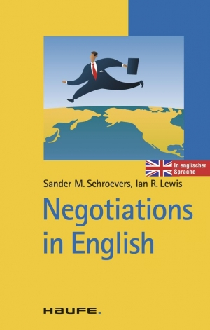Cover zur kostenlosen eBook-Leseprobe von »Negotiations in English«