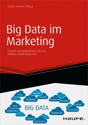 Cover zur kostenlosen eBook-Leseprobe von »Big Data im Marketing«