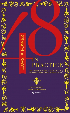 Cover zur kostenlosen eBook-Leseprobe von »The 48 Laws of Power in Practice«