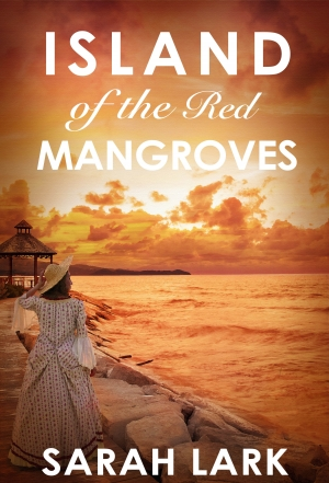 Cover zur kostenlosen eBook-Leseprobe von »Island of the Red Mangroves«