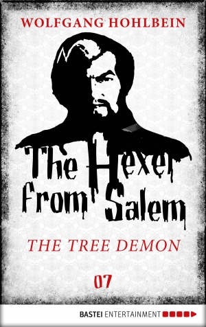 Cover zur kostenlosen eBook-Leseprobe von »The Hexer from Salem - The Tree Demon«