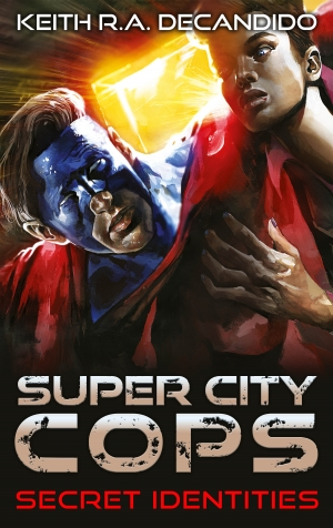 Cover zur kostenlosen eBook-Leseprobe von »Super City Cops - Secret Identities«