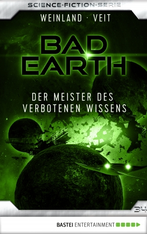 Cover zur kostenlosen eBook-Leseprobe von »Bad Earth 34 - Science-Fiction-Serie«