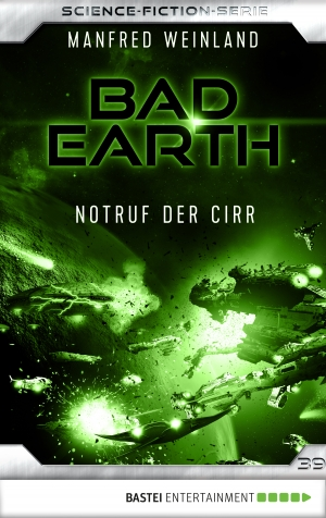 Cover zur kostenlosen eBook-Leseprobe von »Bad Earth 39 - Science-Fiction-Serie«