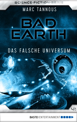 Cover zur kostenlosen eBook-Leseprobe von »Bad Earth 41 - Science-Fiction-Serie«