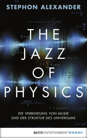Cover zur kostenlosen eBook-Leseprobe von »The Jazz of Physics«