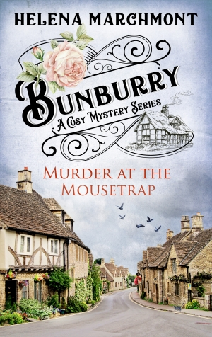 Cover zur kostenlosen eBook-Leseprobe von »Bunburry - Murder at the Mousetrap«