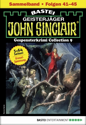 Cover zur kostenlosen eBook-Leseprobe von »John Sinclair Gespensterkrimi Collection 9 - Horror-Serie«