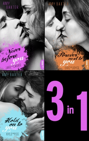 Cover zur kostenlosen eBook-Leseprobe von »San Francisco Ink - Band 1-3: Never before you - Forever next to you - Hold on to you«