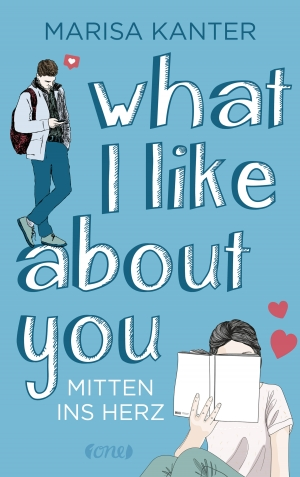 Cover zur kostenlosen eBook-Leseprobe von »What I Like About You«