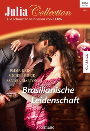 Cover zur kostenlosen eBook-Leseprobe von »Julia Collection Band 93«