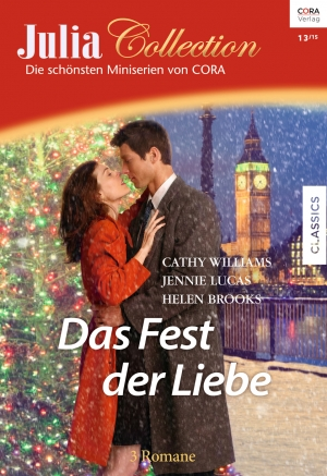 Cover zur kostenlosen eBook-Leseprobe von »Julia Collection Band 88«