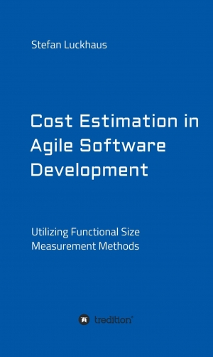 Cover zur kostenlosen eBook-Leseprobe von »Cost Estimation in Agile Software Development«
