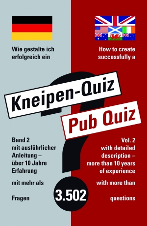 Cover zur kostenlosen eBook-Leseprobe von »How to create successfully a Pub Quiz«