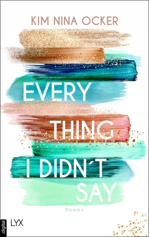 Cover zur kostenlosen eBook-Leseprobe von »Everything I Didn't Say«
