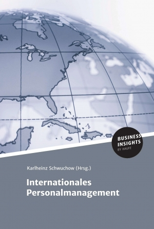 Cover zur kostenlosen eBook-Leseprobe von »Internationales Personalmanagement«
