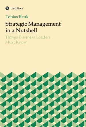 Cover zur kostenlosen eBook-Leseprobe von »Strategic Management in a Nutshell«