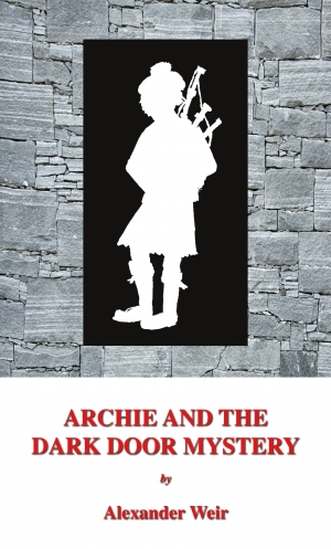Cover zur kostenlosen eBook-Leseprobe von »Archie and the Dark Door Mystery«