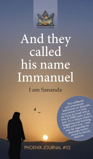 Cover zur kostenlosen eBook-Leseprobe von »And they called his name Immanuel«