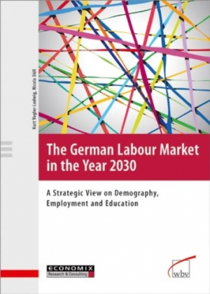 Cover zur kostenlosen eBook-Leseprobe von »The German Labour Market in the Year 2030«