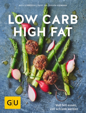 Cover zur kostenlosen eBook-Leseprobe von »Low Carb High Fat«