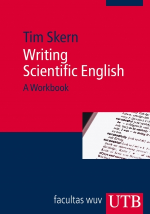 Cover zur kostenlosen eBook-Leseprobe von »Writing Scientific English«