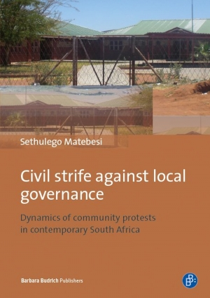 Cover zur kostenlosen eBook-Leseprobe von »Civil Strife against Local Governance«