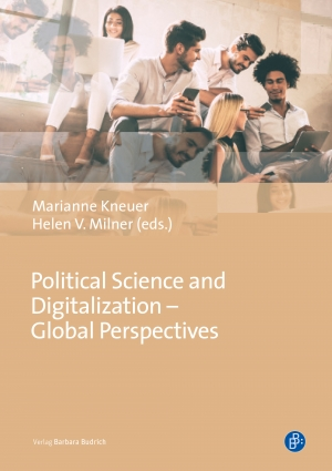 Cover zur kostenlosen eBook-Leseprobe von »Political Science and Digitalization – Global Perspectives«