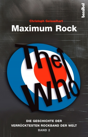 Cover zur kostenlosen eBook-Leseprobe von »The Who - Maximum Rock II«