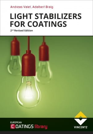 Cover zur kostenlosen eBook-Leseprobe von »Light Stabilizers for Coatings«