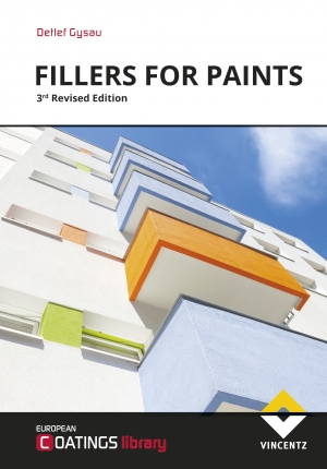 Cover zur kostenlosen eBook-Leseprobe von »Fillers for Paints«