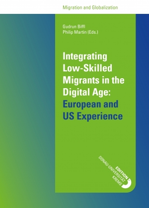 Cover zur kostenlosen eBook-Leseprobe von »Integrating Low-Skilled Migrants in the Digital Age: European and US Experience«