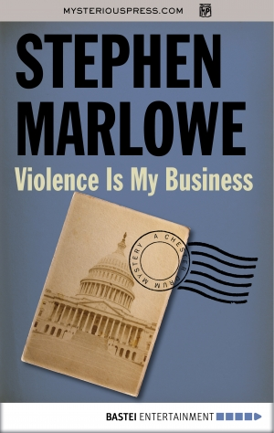 Cover zur kostenlosen eBook-Leseprobe von »Violence Is My Business«