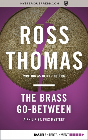 Cover zur kostenlosen eBook-Leseprobe von »The Brass Go-Between«