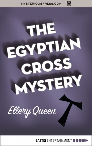 Cover zur kostenlosen eBook-Leseprobe von »The Egyptian Cross Mystery«