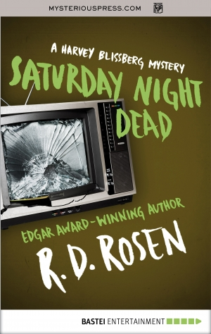 Cover zur kostenlosen eBook-Leseprobe von »Saturday Night Dead«
