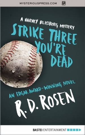 Cover zur kostenlosen eBook-Leseprobe von »Strike Three You're Dead«