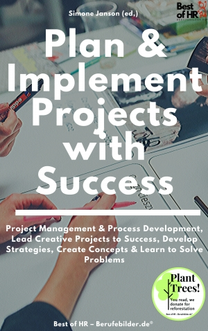 Cover zur kostenlosen eBook-Leseprobe von »Plan & Implement Projects with Success«