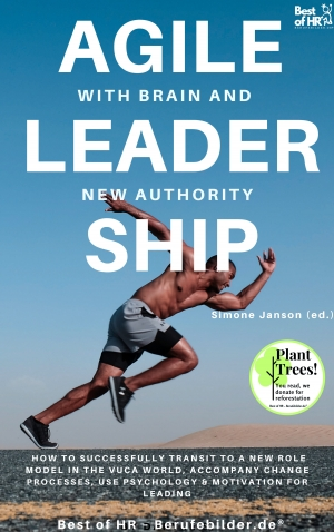 Cover zur kostenlosen eBook-Leseprobe von »Agile Leadership with Brain and New Authority«