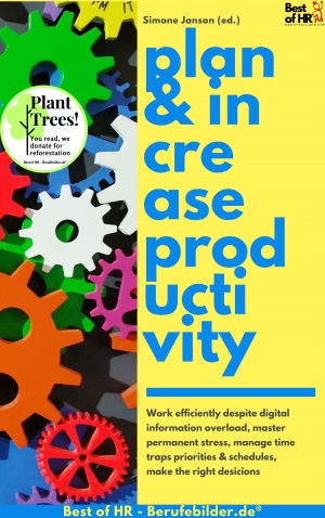 Cover zur kostenlosen eBook-Leseprobe von »Plan & Increase Productivity«