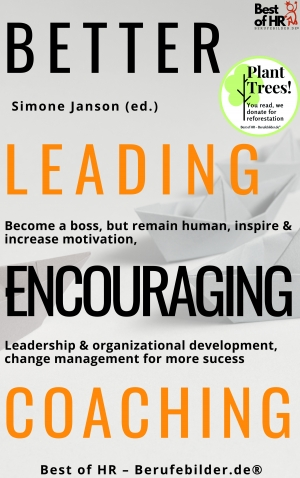 Cover zur kostenlosen eBook-Leseprobe von »Better Leading Encouraging Coaching«