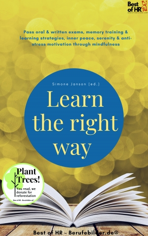 Cover zur kostenlosen eBook-Leseprobe von »Learn the right way«