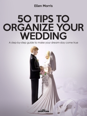 Cover zur kostenlosen eBook-Leseprobe von »50 Tips to Organize your Wedding«